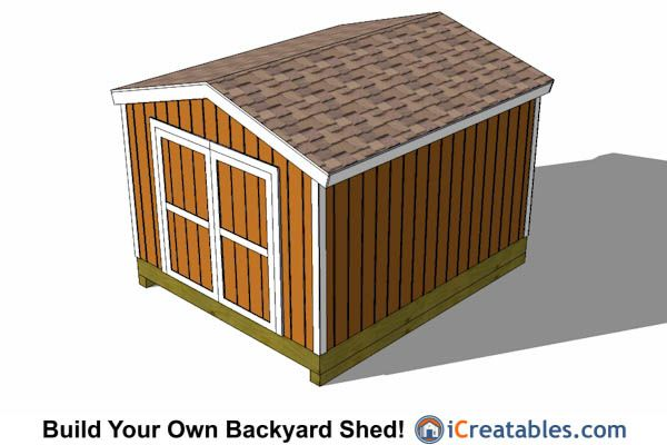 10x14 Shed Plans Large Diy Storage Designs Lean To Sheds Shed Plans 10x12 Shed Plans Diy Storage Design