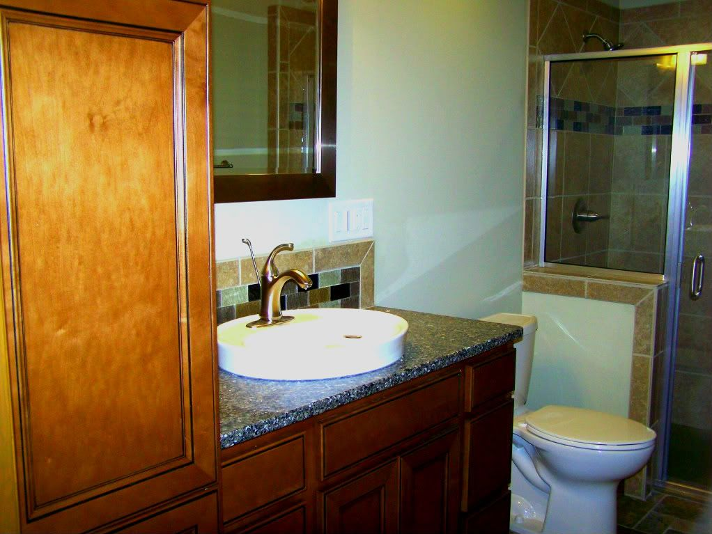 Tile And Quartz Countertop, Wichita, KS