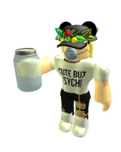My Skin In Roblox Lililovetosing Go Follow Me