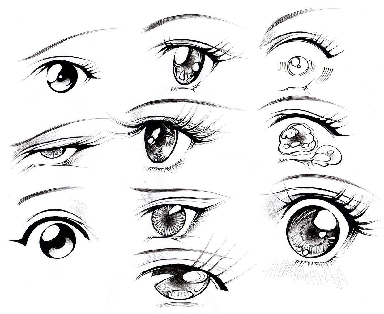 Kanji De Manga Vol 3 Cover Image Anime Eye Drawing Anime Eyes Eye Drawing