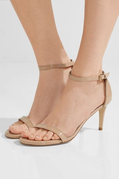 Stuart Weitzman Leather Sandals Buy Cheap Real wSb3M0m