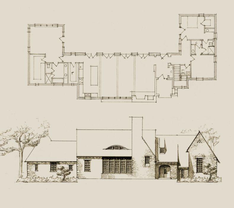 Pin By Barbara Kasprzynski On Home Decor Architecture House Architecture Design House Blueprints