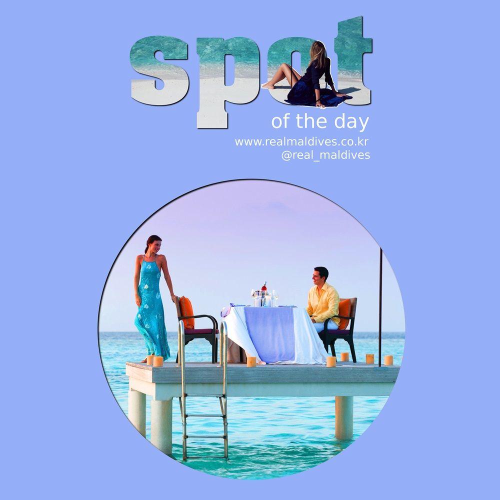 POT OF THE DAY - 포시즌스 란다기라바루 - 플랫폼 디너 / Four Seasons Resort Maldives at Landaa Giraavaru (2015년 6월 11일) #포시즌스란다기라바루 #spotoftheday #리얼몰디브 #몰디브 #Maldives #몰디브여행사 #몰디브리조트 #traveling  #라군