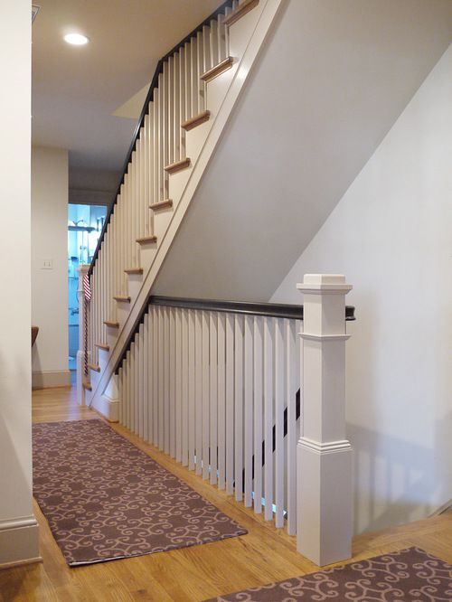 Image result for dimensions stacked upstairs basement stairs house design pinterest Kitchen upstairs house design