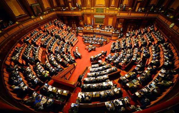 Nel disegno di legge boschi approvato oggi in prima for Composizione del senato