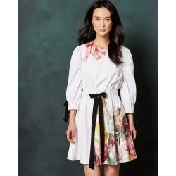 Tranquility Kleid In A-linie Ted BakerTed Baker #eggnogcheesecake