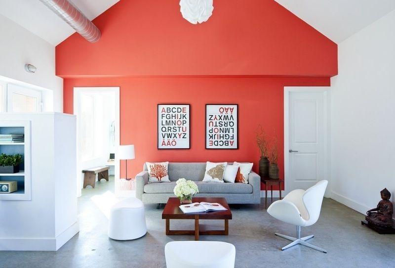 Aménagement petite chambre – 50 salons de styles différents ...