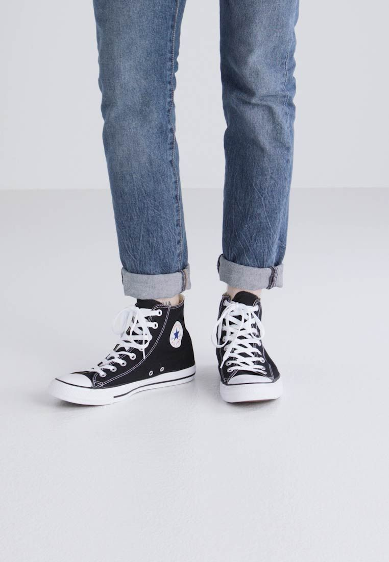 CHUCK TAYLOR ALL STAR HI Sneakersy wysokie black