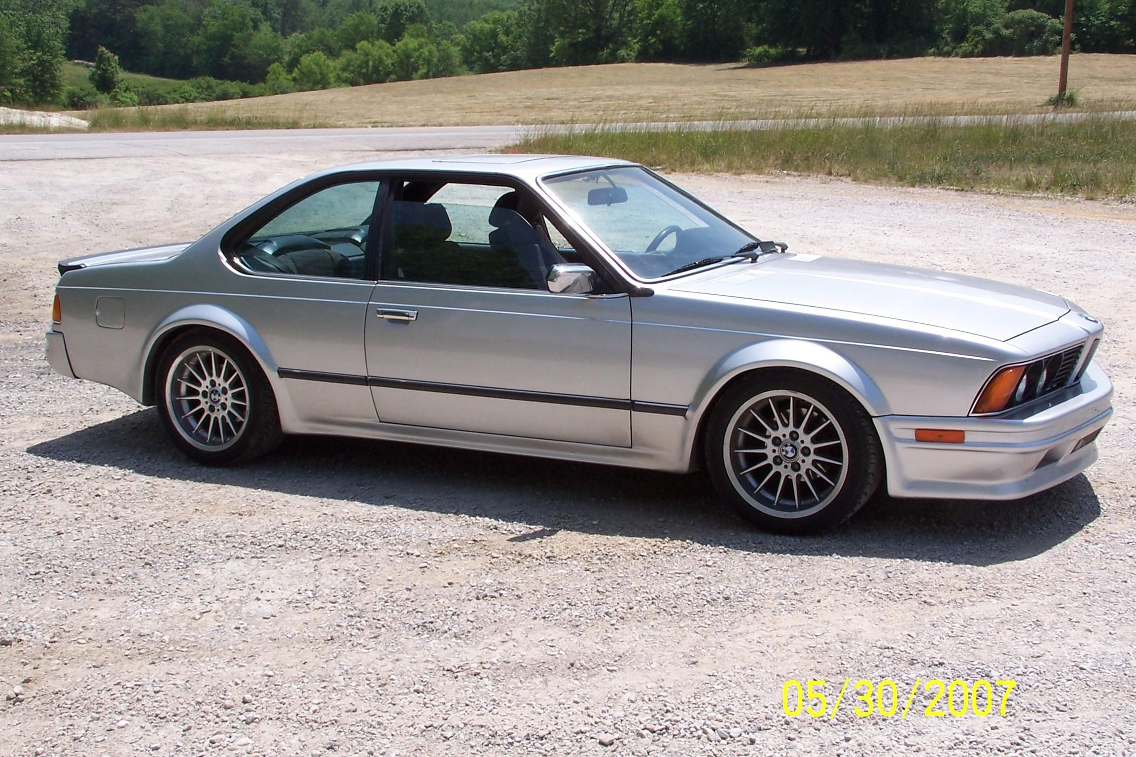 1985 Ish Bmw 635csi Wheels Are The Oem Quot Style 32 Quot Off Of