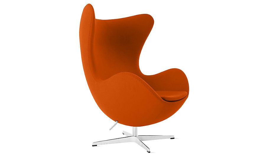 Arne Jacobsen Egg Chair   Design Within Reach
