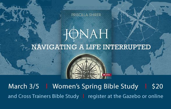 Women's Bible Study – Spring 2015 : Calvary Chapel Chino Valley