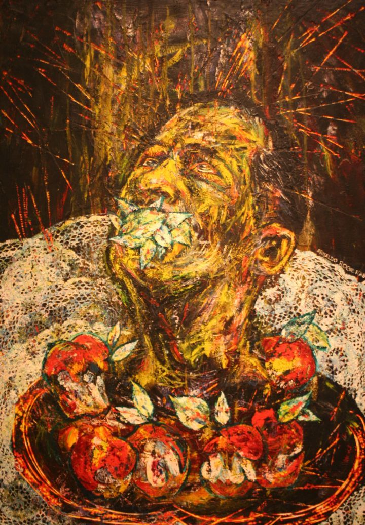 Pintura de Arnaldo Roche