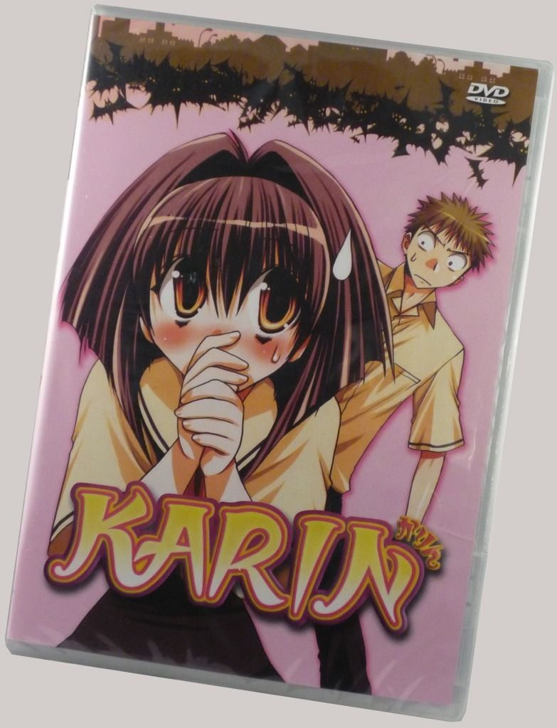 karin episodes 1 to 24 complete series dvd box set english audio anime 15 off coupon. Black Bedroom Furniture Sets. Home Design Ideas