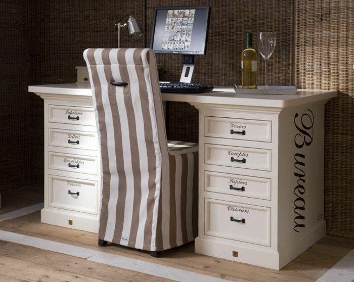 Furniture trend 2016 riviera maison desk vintage look furniture