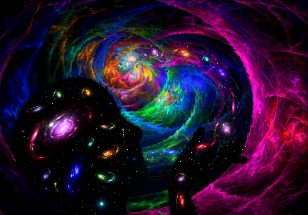 Creation of consciousness by icemaidenArt.deviantart.com on @DeviantArt