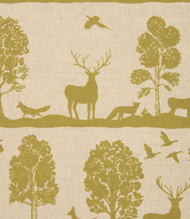Beautiful traditional fabric featuring a highland design. For ideas of how to use this fabric see our how to section. This fabric is suitable for curtains, blinds and upholstery and is a great quality linen and cotton mix. Buy this fabric online or from one of our fabric shops in the heart of the Cotswolds, where you can view a wide range of designer clearance fabrics at discount prices along with our regular lines.