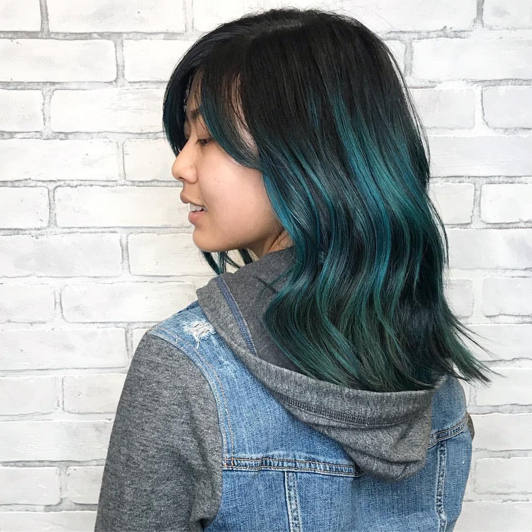 Curtain Bangs Asian Hair - Bangs For Thin Hair