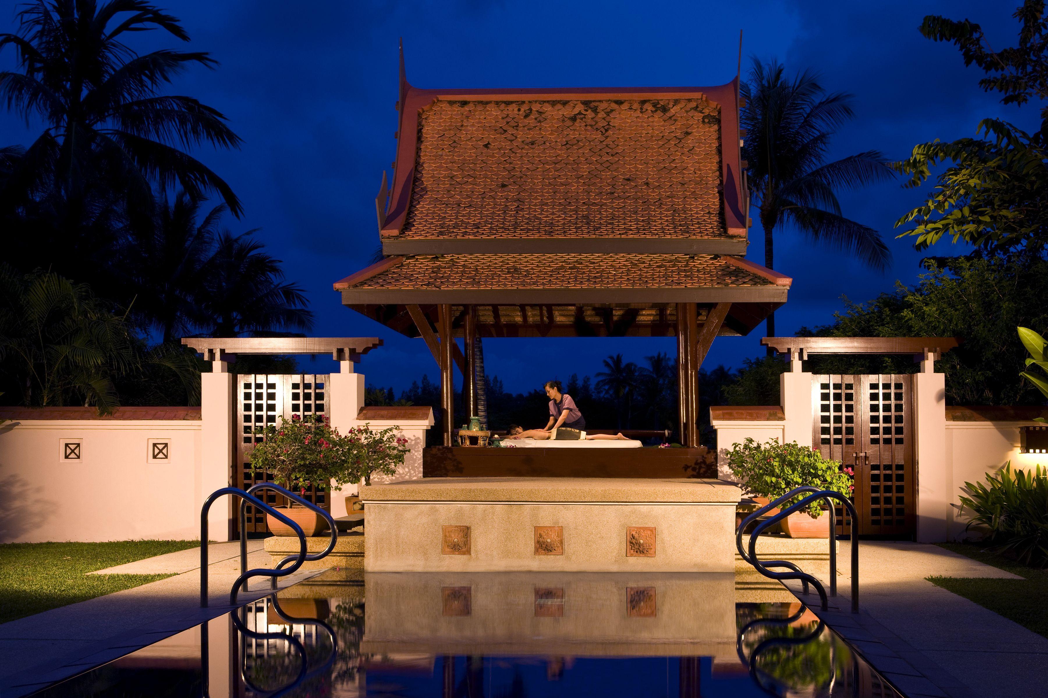 Banyan Tree Spa Phuket Internationally Acclaimed Banyan Tree Spa