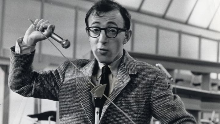 woody allen stand up - Cerca con Google