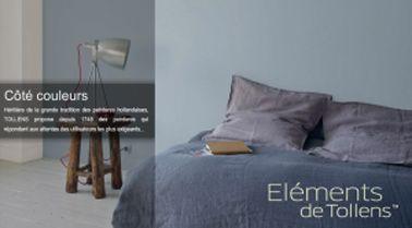 Associer couleur chambre et peinture facilement couleurs - Nuance de gris peinture ...