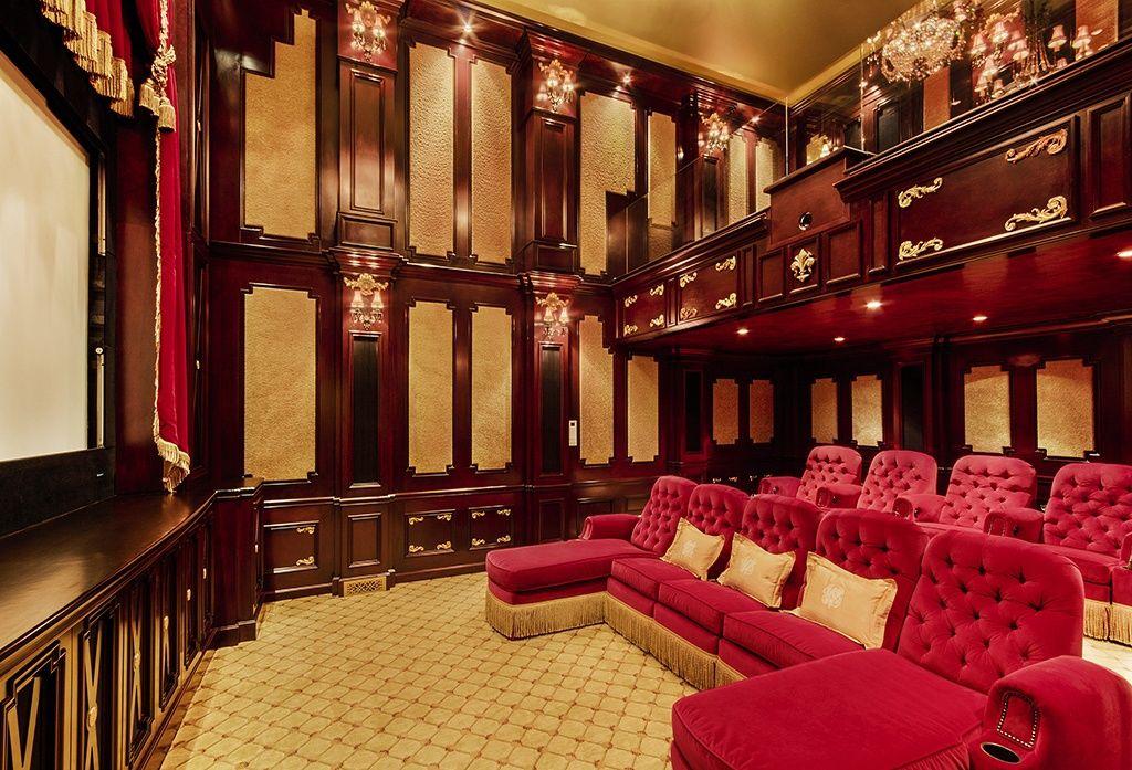 Movie theater Carpet