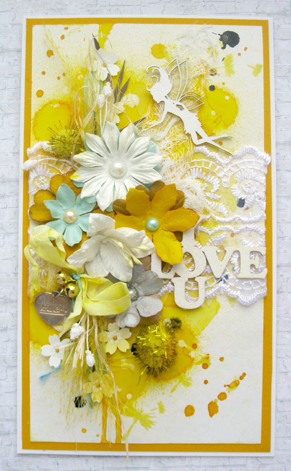 Материализация снов: Желтое цветочное