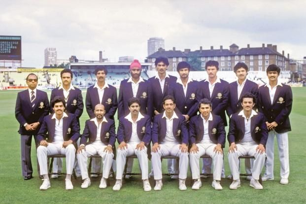 The Indian Cricket Team That Won The 1983 World Cup Photo Getty Images World Cricket Cricket In India World Cup Match