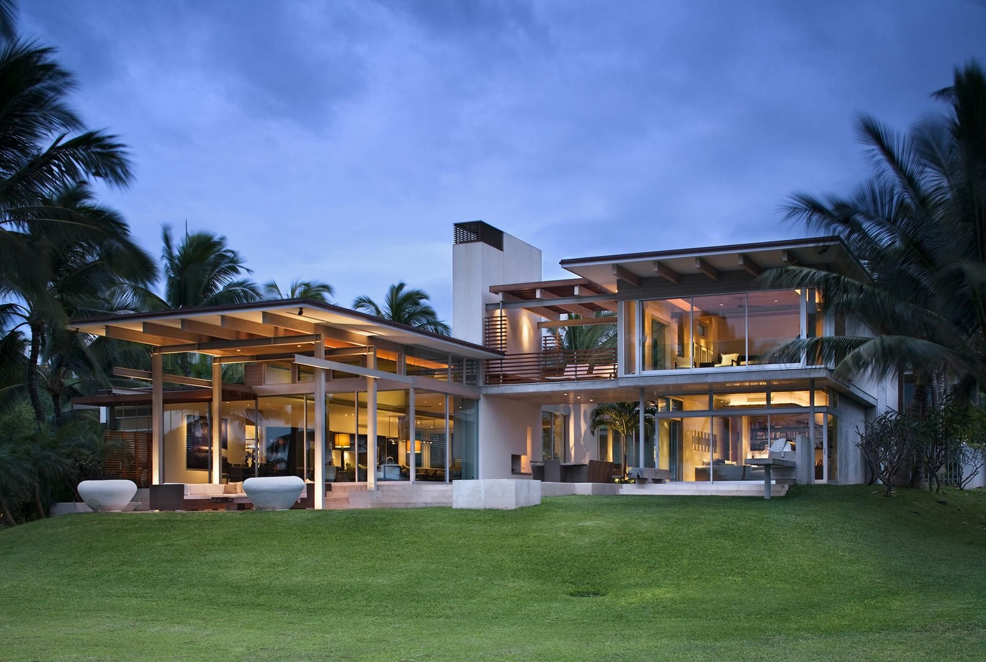 Private residence maui by bossley architects home design house design photos cool