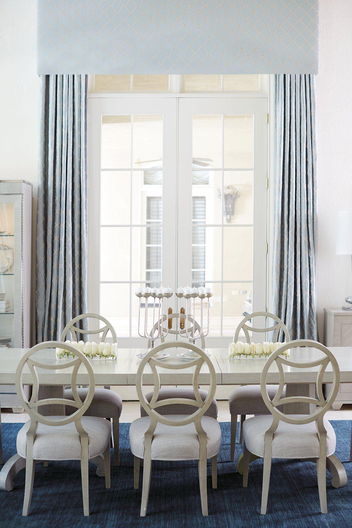 Criteria dining room bernhardt ike kitchenbar doors