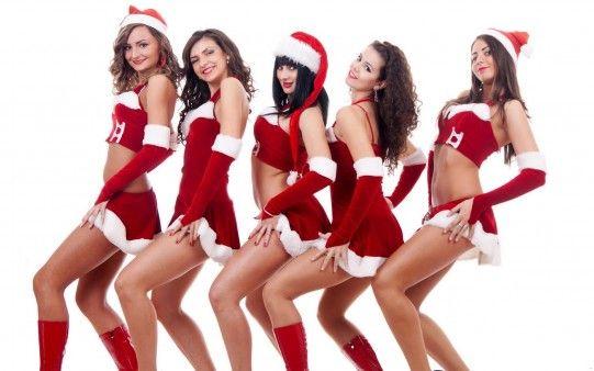 Fondo Pantalla Ayudantes Papá Noel