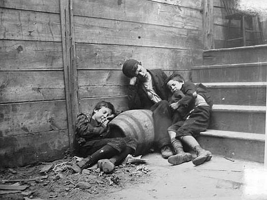 jacob riis how the other half lives