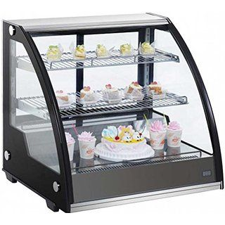 31 Refrigerated Countertop Bakery Display Case Countertop