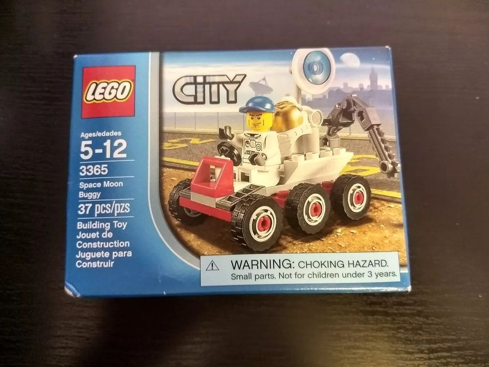 Lego City: Space Moon Buggy 3365 | Lego LOVE | Pinterest
