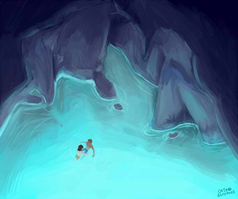 they found a cave by cissil98 voltron pinterest klance