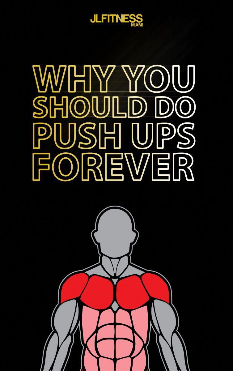 Why You Should Do Push Ups For The Rest Of Your Life    #jlfitnessmiami #fitness #bodyweighttraining