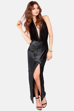#Lulus                    #Skirt                    #Blaque #Label #Mind #Over #Matter #Black #Sequin #Maxi #Skirt                Blaque Label Mind Over Matter Black Sequin Maxi Skirt                                                   http://www.seapai.com/product.aspx?PID=1732312