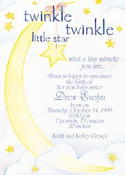 Twinkle twinkle baby showerybe we could frame nursery rhymes as twinkle twinkle baby showerybe we could frame nursery rhymes as decor in filmwisefo Images