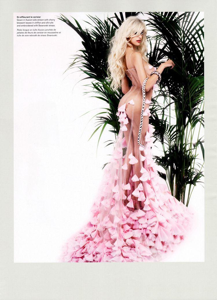 Zahia Dehar by Karl Lagerfeld | Fashion Photography ... Zahia Dehar Karl Lagerfeld