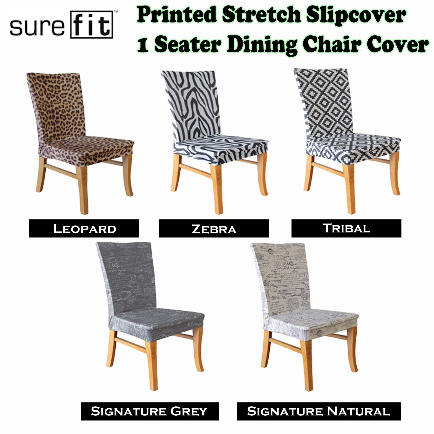 Dining Chair Slipcovers Stretch