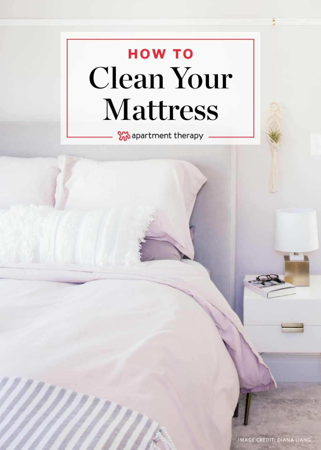 How To Clean Your Mattress Clean mattress stains