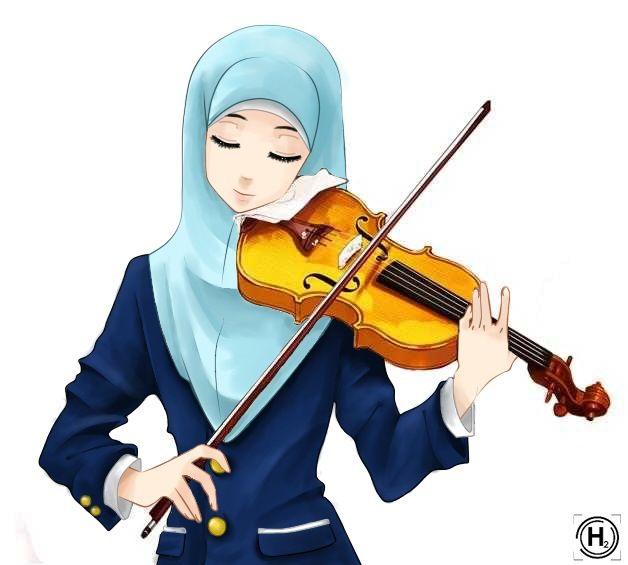 Ana Muslimah Cute Wallpaper Islamic Anime Muslim Anime In 2019 Anime Muslim Anime