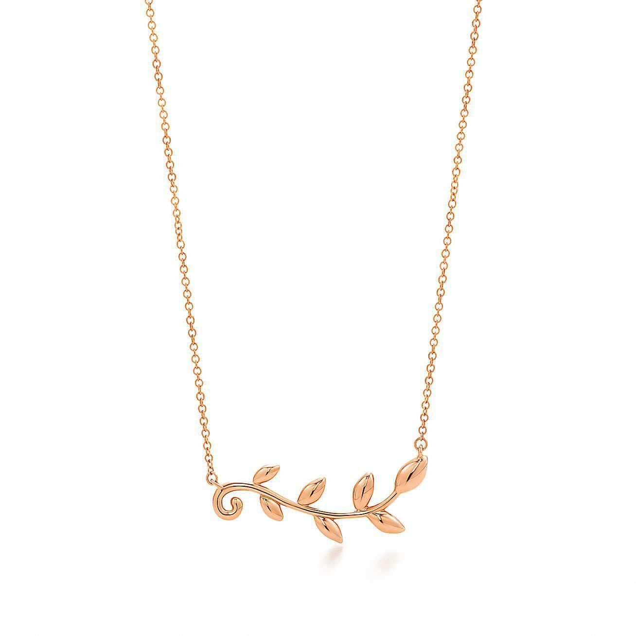 8207f0371 Paloma Picasso®:Olive Leaf Vine Pendant #tiffanyjewelry   Tiffany ...