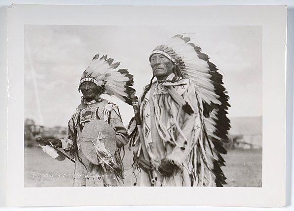 One Bull, White Bull - Hunkpapa - 1934