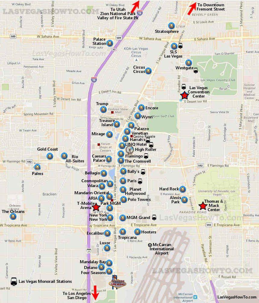 Pin on How to Get Around Las Vegas