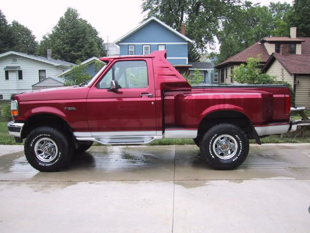 96 ford f 150 fenders