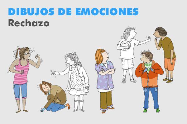 Dibujos De Emociones 8 Emociones Emocional Inteligencia Emocional