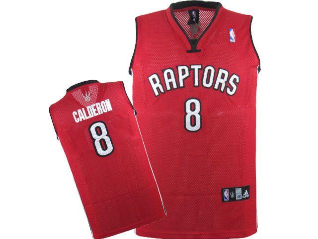 b6d51be9fdf $22 for Adidas Toronto Raptors #8 Jose Calderon Red Jersey. Buy Now! http