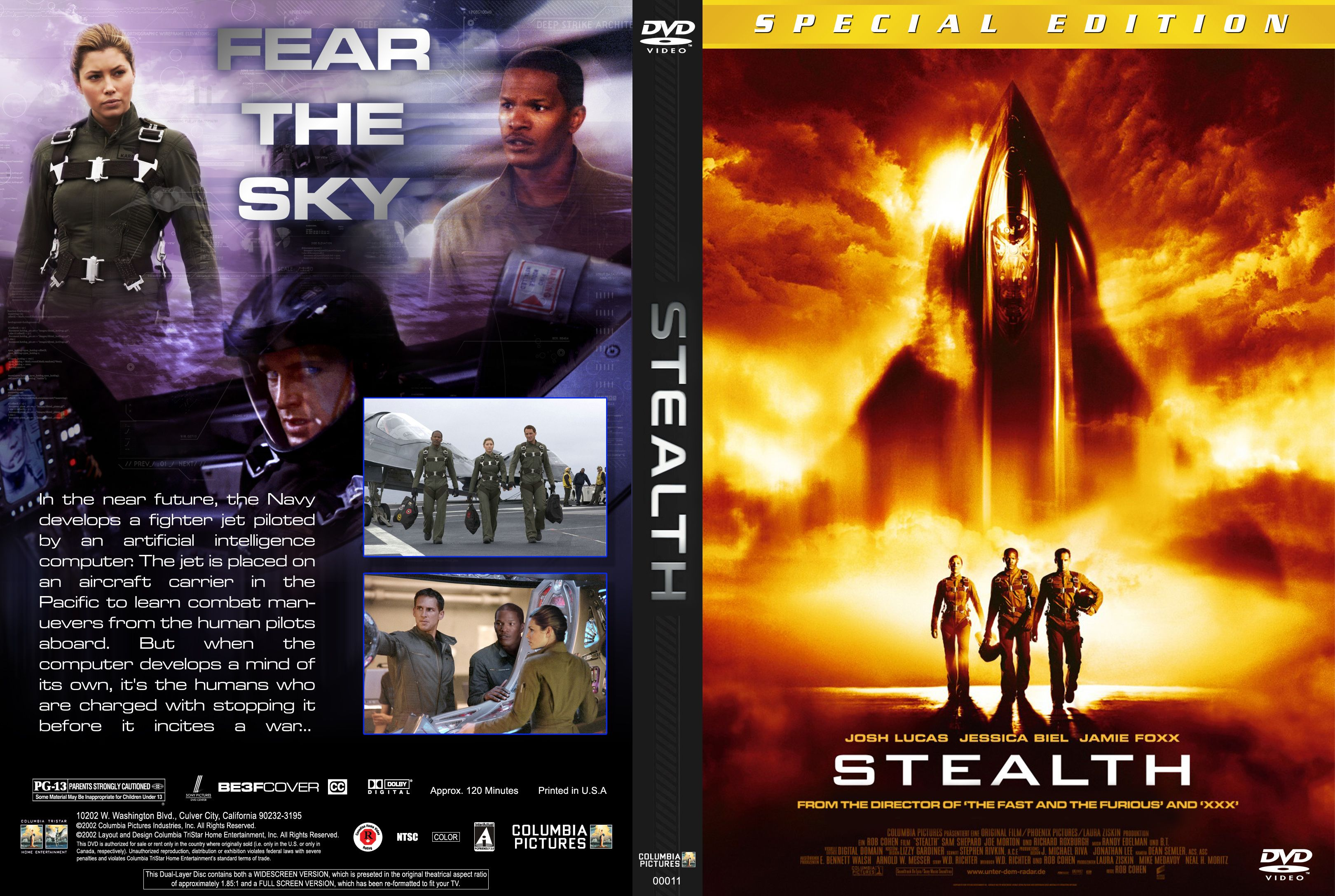 stealth | DVD covers and movie posters | Pinterest