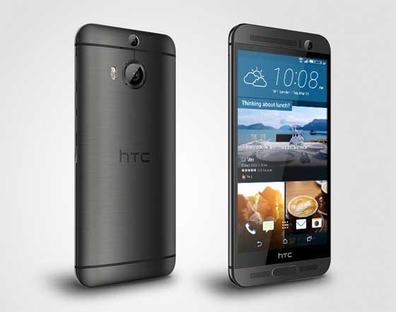 HTC One M9+ 正式發佈