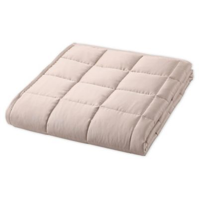 Therapedic Reversible Weighted Cooling Throw In Taupe Weighted Blanket Warm Cozy Furniture